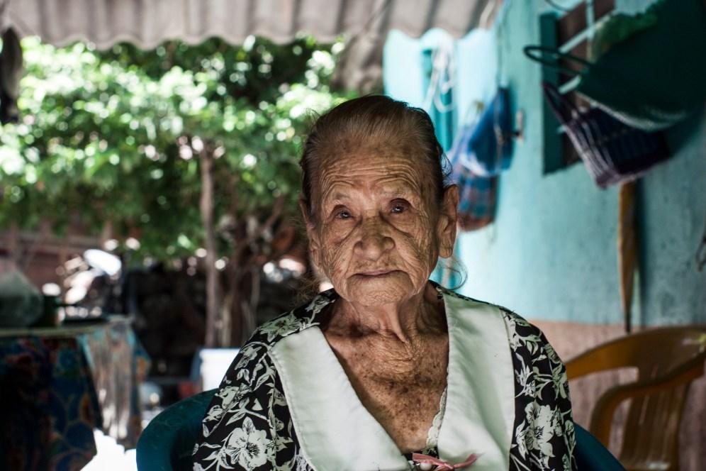 Entrevista a Doña Inés Ramírez Labra viuda de Manuel Martínez Castro