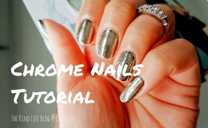 Chrome Nails Mirror Powder Tutorial (No UV Light)