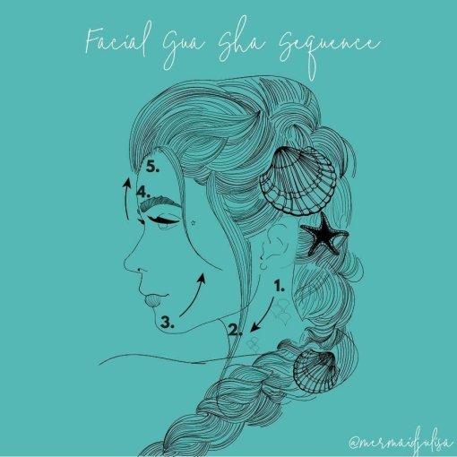How to Use a Rose Quartz Gua Sha Massage Stone | Julisa.co
