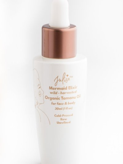 Julisa Mermaid Elixir Organic Tamanu Oil 30ml JULISA.co
