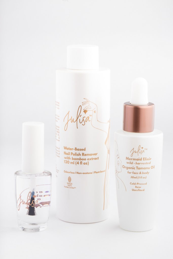 Deluxe Nail Care Trio Set