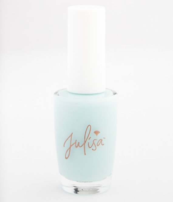 Mermaid's Lullabu 006 Julisa Vegan Toxic Free Nail Polish JULISA.co