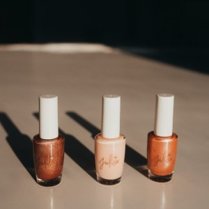 Certified Toxic-Free Vegan Nail Polish Julisa_Trio Set