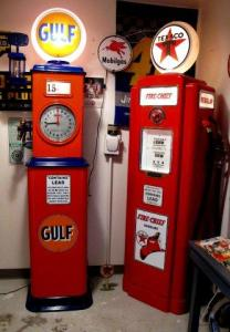 Old Gas Pumps (2)