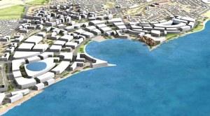Gulf of Sirte - Entwicklungsplan der Fa. Halcrow