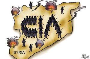 cia syrien