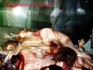 Terroristen in Syrien (2)