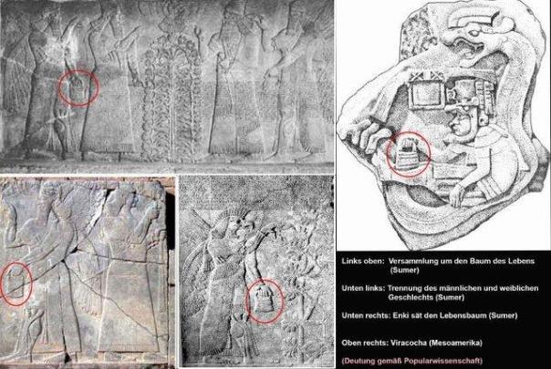 sumer enki maya