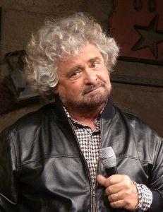 Beppe Grillo - Bild: Wikipedia