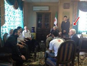 McCain beim Kungeln mit den Terroristen