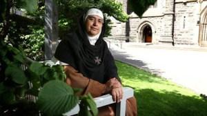 Oberin Agnes Miriam el-Salib - Bild: countercurrents.org