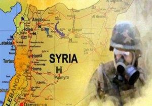syrien gas