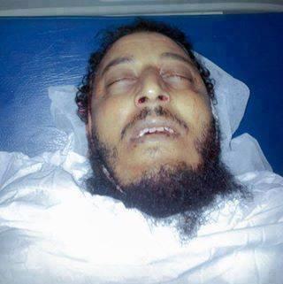 Abu al-Qasim Dabbashi, Kommandeur der Ansar Al Sharia Trainings-Camps
