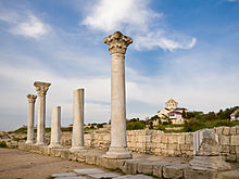 Ruinen von Chersonessos Krim - Wikipedia