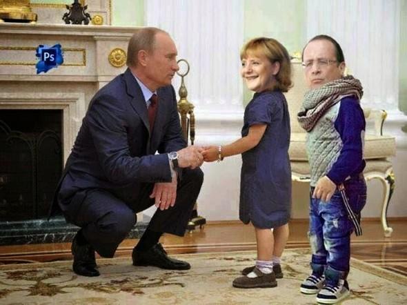 Merkel_Hollande_Putin_Ukraine_Treffen
