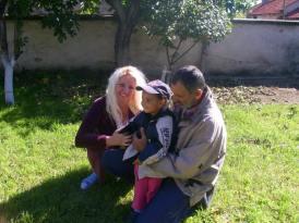 Me, my son Simon Martin and my dad