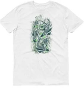 """Тениска """"Бионични хриле"""", КупиНаука"""