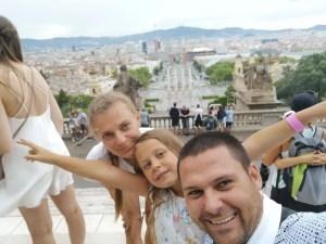 Nikola Minkov Family