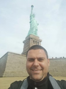 Nikola Minkov Traveling USA
