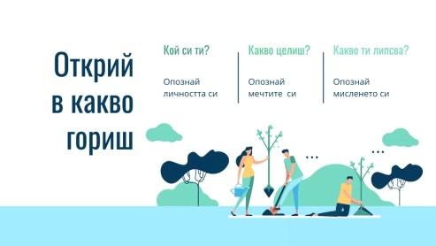 Открий в какво гориш Юлика Новкова
