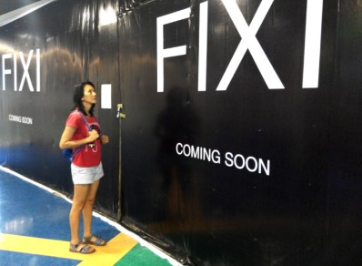 What the ... coming soon? (Before the launch at Jaya Shopping Center)