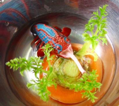 Opee on Carrot Island