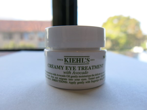 eye cream kiehls creamy avocado