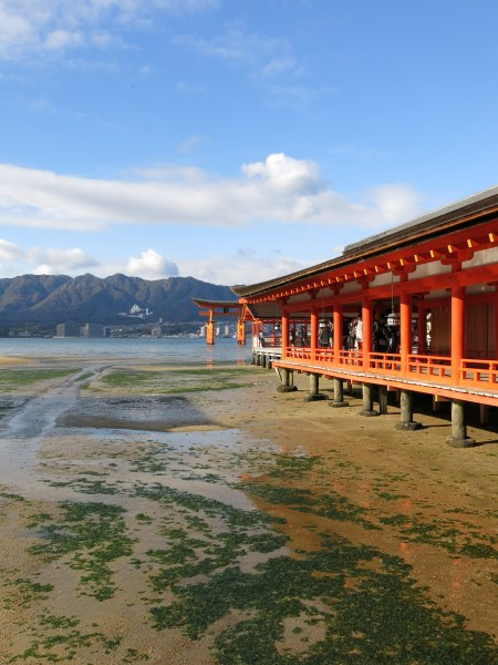 japan trip 2012 miyajima itsukushima shrine