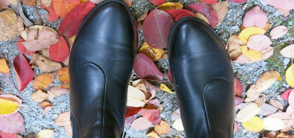 Review: Ziera Stanford boots