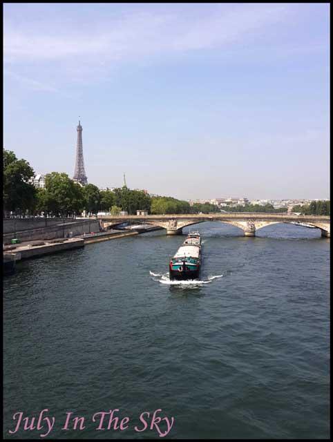 July In The Sky : blog beauté voyage paris métropole été