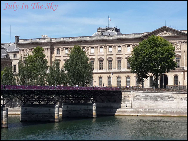 July In The Sky : blog beauté voyage paris métropole été louvre