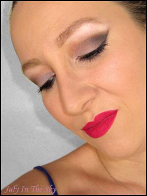 blog beauté kat von d palette shade + light eye contour avis test swatch teintes froides make-up