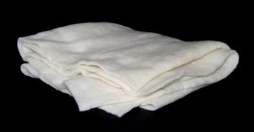 creamy white merino pre-felt