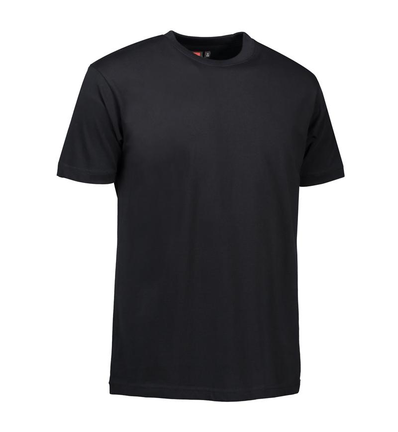 Foto-af-T-Time-T-shirt-sort-front-ID0510