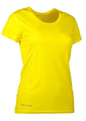 Foto-af-Woman-Active-T-shirt-gul-front1-G11002