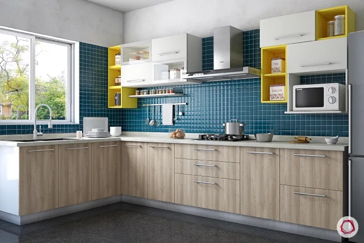Fabulous L Shaped Kitchen Designs To Check Out