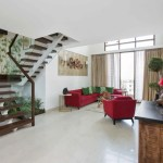 Colourful Contemporary Home