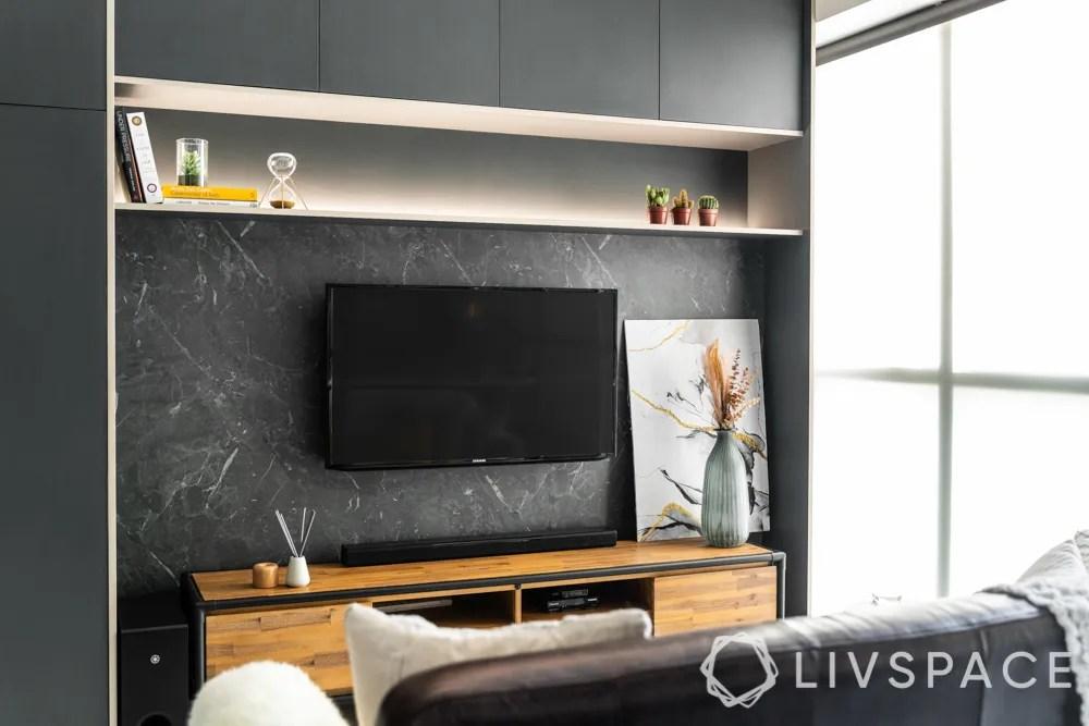 10 latest tv console designs you will