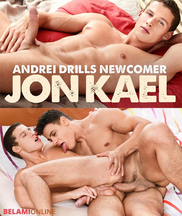 Andrei Karenin barebacks Jon Kael