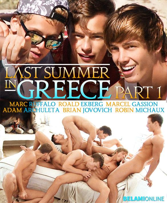 Last Summer In Greece, Part 1
