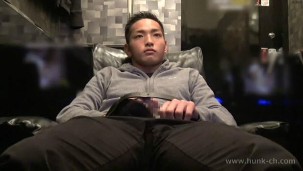 HUNK CHANNEL – BOY-391 – 爽やかイケメン体育会をビデボに連れ込む!
