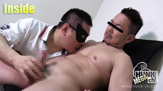 HUNK CHANNEL – INS-0105 – ガチムチ兄貴の大人のチン◯を独り占め