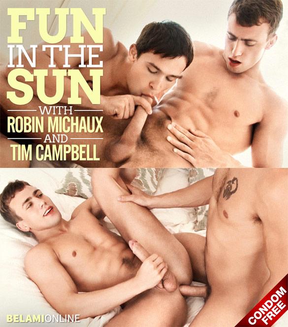Tim Campbell & Robin Michaux