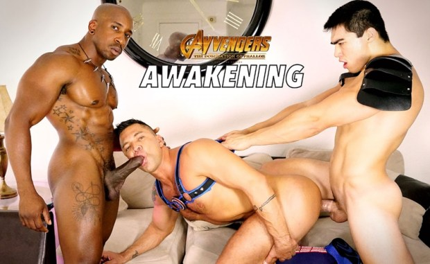 GayVengers Episode 4 – Awakening