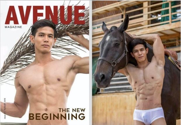 AVENUE 01 – The New Beginning