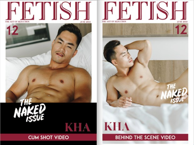 FETISH 無修正 VOL.12 臺灣特別版 | NGUYEN VAN KHA (videos CUM SHOT)