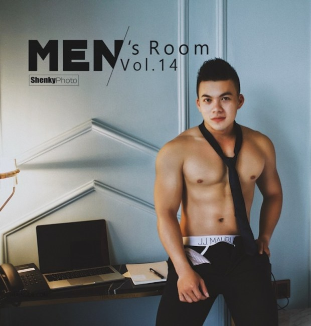 Men's Room 14 | Lê Bảo (ebook + 6 Videos)