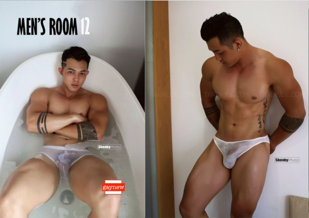 Men's Room 12 | Chris Phạm [ Pics + Video ]