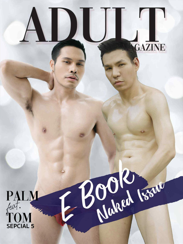 Adult magazine Special No.05 | TOM feat HAN [Ebook+Video]