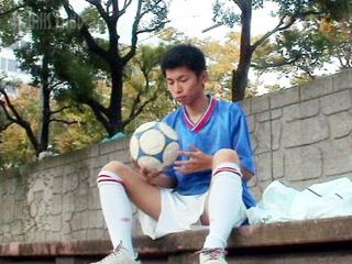 Men's Rush.TV – AD-083 - サワヤカサッカー少年野外でムラムラ